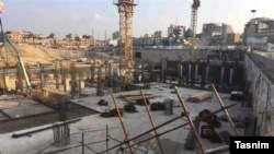 ifmat-Iran continuing religious building projects in Iraq despite economic hardship