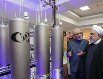 ifmat-Iran nuclear chief says new centrifuges to come online soon