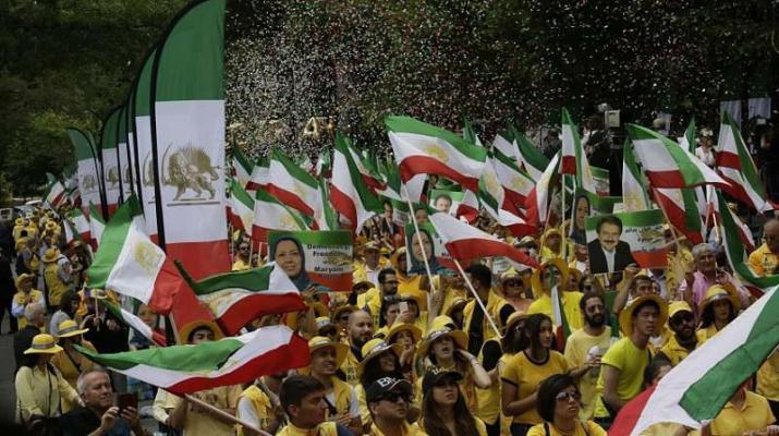 ifmat - Iran regime terrified of MEK influence
