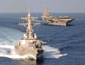 ifmat - Iran warns US navy in the Persian Gulf - Get Ready for a Hard Slap in the Face