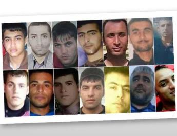 ifmat - Names of Iranian Prisoners Killed by Security Forces in Riots