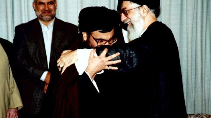 ifmat - Nasrallah Khamenei
