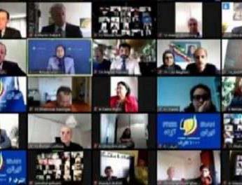 ifmat - Online Iran Coronavirus Conference Exposes Regime Flaws