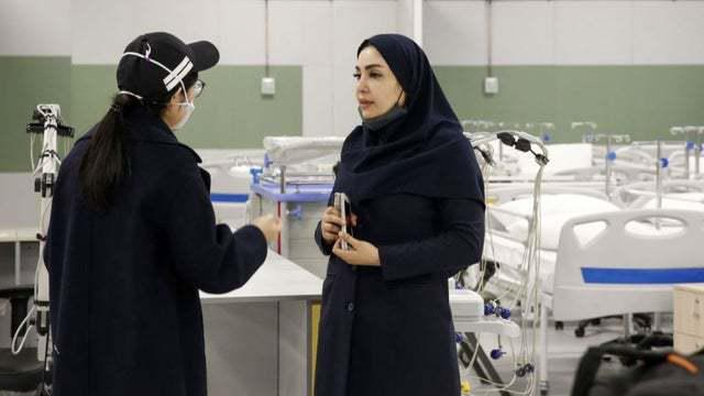 ifmat-Sanctions relief isn not necessary to assist Iran coronavirus response