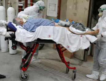 ifmat - The death toll in Iran is terrible and if the virus is not contained
