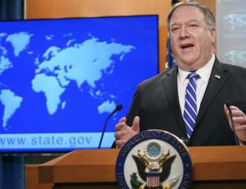 Pompeo says Iran should leave Syria