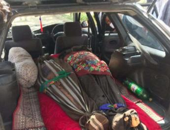 ifmat - Afghan refugees die after Iran border guards allegedly force them into river
