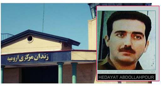 ifmat - Concerns about Hedayat Abdollahpour after transfer to unknown location