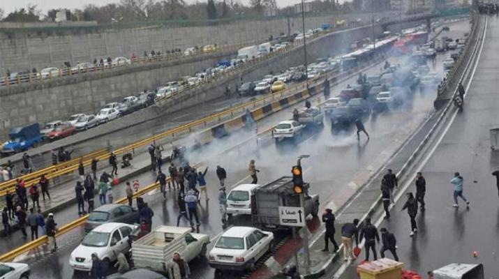 ifmat - Iran Regime on brink of collapse