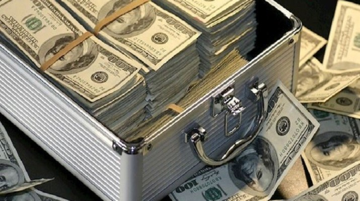 ifmat - Iran officials loot in broad daylight