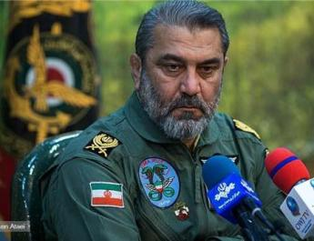 ifmat - Iranian commander says Iran has most powerful chopper fleet in West Asia