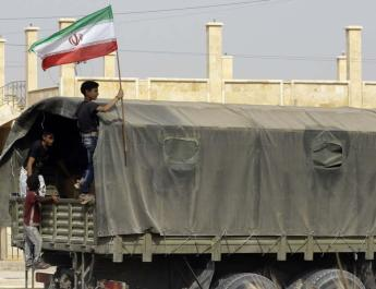 ifmat - Iranian forces continue to spread in Syria