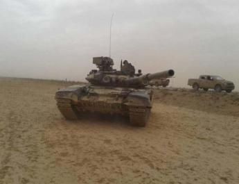 ifmat - Iranian military copies Russian tanks