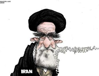 ifmat - Irans regime on the verge of collapse