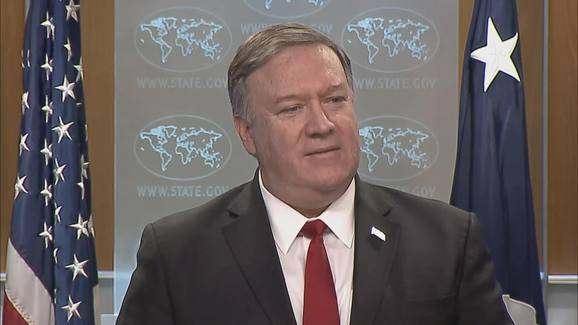ifmat - Pompeo accuses Iranian FM and Supreme Leader of echoing Hitler call for genocide