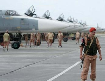 ifmat - Russia gives Iran access to Syria Hmeimim Airbase