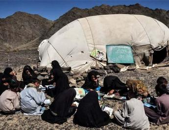 ifmat - Stone schools in Khuzestan Southwestern Iran while regime spends money on terrorism