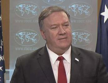 ifmat - US Secretary of State likens Iran to Nazis