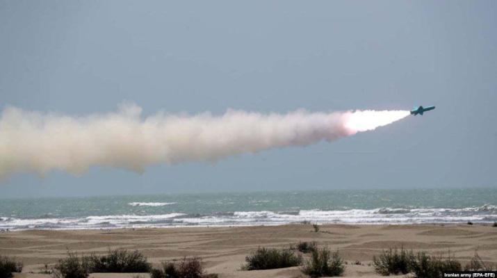 ifmat - Arab Coalition seizes new Iranian missile shipment off Yemen coast