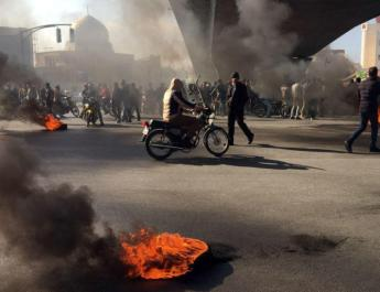 ifmat - Eight Iran Protesters Sentenced To Death In Isfahan