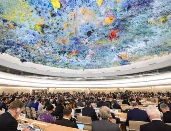 ifmat - Human rights organizations warn UN over widespread human violations in Iran