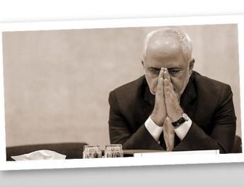 ifmat - IAEA report Zarif scary reaction