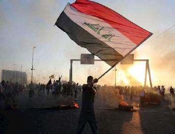 ifmat - Iran-Backed forces open fire on Iraqi Protesters