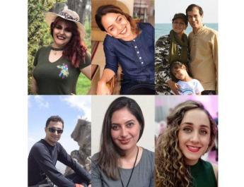 ifmat - Lengthy Prison Sentences 30 Iranian Bahais