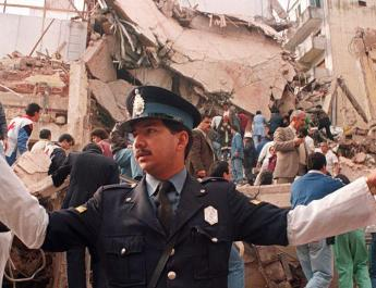 ifmat - Argentina Jewish community calls for action against Iran hezbollah for 1994 Bombing