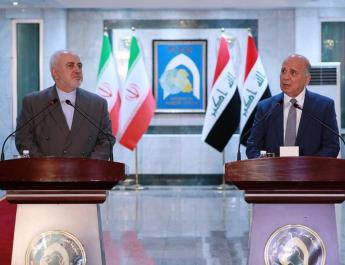 ifmat - Iran FM visits Baghdad ahead of Iraq PM trip to Saudi Arabia