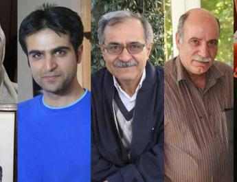 ifmat - Iran court sentences seven political activists to Prison
