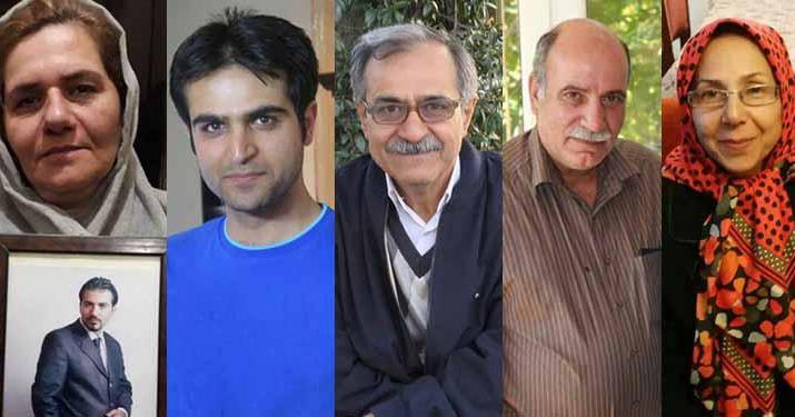 ifmat - Iran court sentences seven political activists to Prison