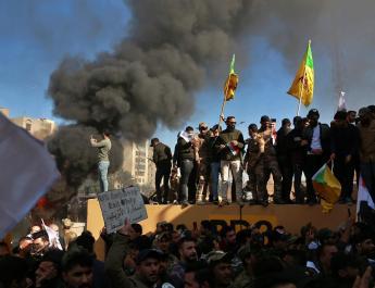 ifmat - Iran maximum pressure on Iraq to remove US forces