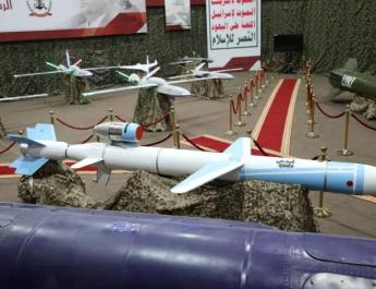 ifmat - Iran practices with missile and drones in Yemen