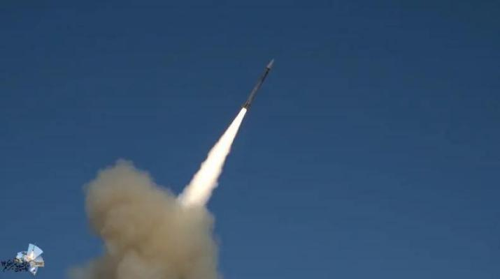 ifmat - Iran unveils newly upgraded missile