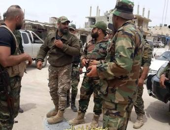 ifmat - Iranian Regime revealed more details about the joint military agreement with Syria