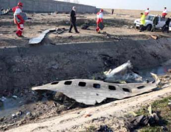 ifmat - Leak exposes Irans involvement in striking Ukrainian plane