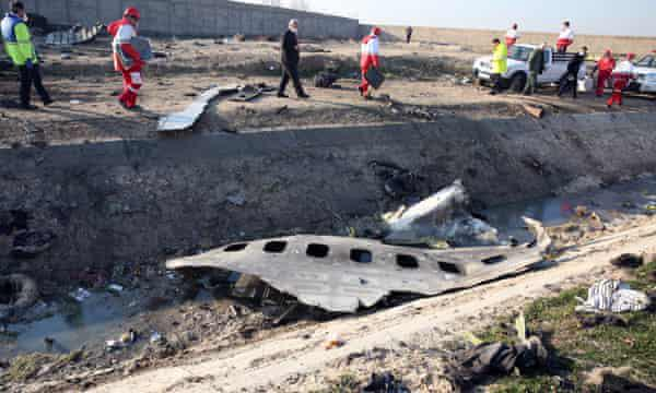 ifmat - Leak exposes Irans involvement in striking Ukrainian plane
