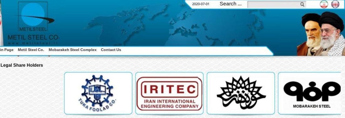 ifmat - Metil Steel Shareholders