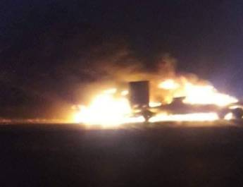 ifmat - Pro Iranian militias in Iraq claim attack on US army vehicles
