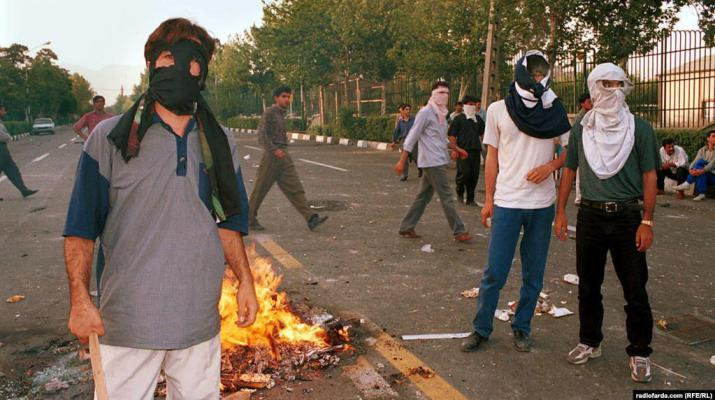 ifmat - Remembering The July 1999 Iran Student Movement