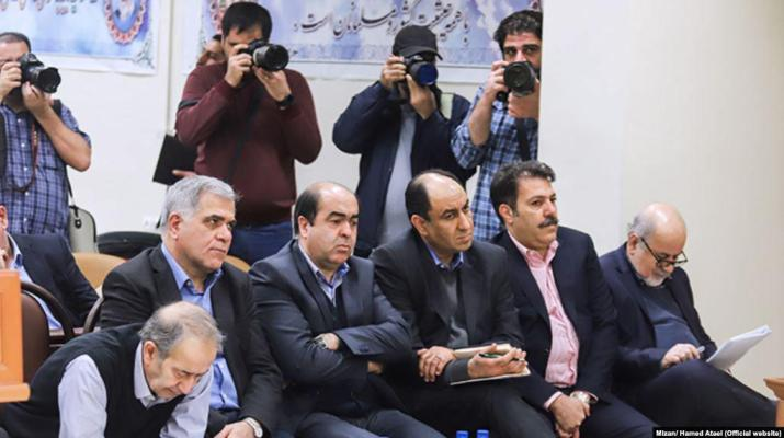 ifmat - Well-Connected suspects in large corruption cases in Iran are often off the hook