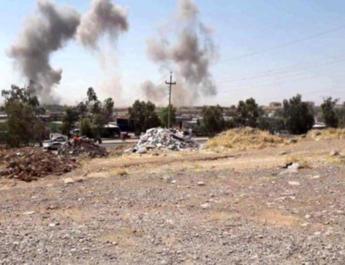 ifmat - Iran guards launch drone missile Attacks Against Kurdish Insurgents