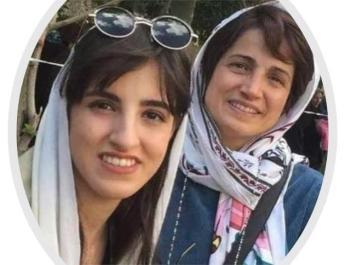 ifmat - Iran political prisoner daughter arrested