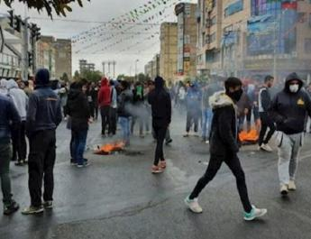 ifmat - Iran society in the heat of protests and uprisings
