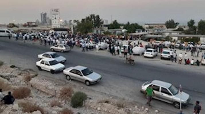ifmat - Iranian Oil and Gas workers launch new round of strikes