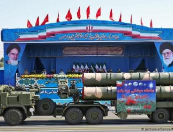 ifmat - Iranian air defense system allegedly deployed near Syrian-Lebanese border