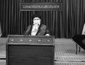 ifmat - Khamenei latest speech reveals the truth about Iran regime