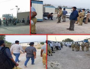 ifmat - Ongoing oil workers strike - crushing blow to Iran regime oil-dependent economy