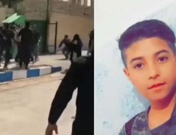 ifmat - Police shoot and kill 13-year-old boy and injure father in NW Iran